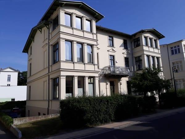 Villa Goode Wind - Wohnung 1. OG rechts