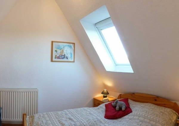 Schlafraum 2, franz. Bett, 140x200