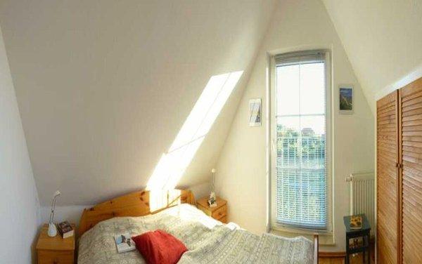 Schlafraum 1 (Bodddenblick), Doppelbetten 200x90