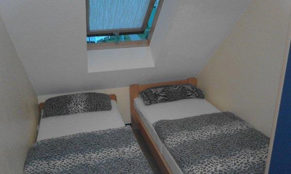 Schlafzimmer Kinder/Gäste