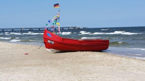 Sie buchen bei uns u. wir heißen Sie herzlich willkommen....bei Sonnenschein, Strand und Me(e)hr
