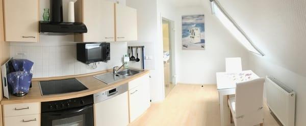Küche (Panoramafoto)