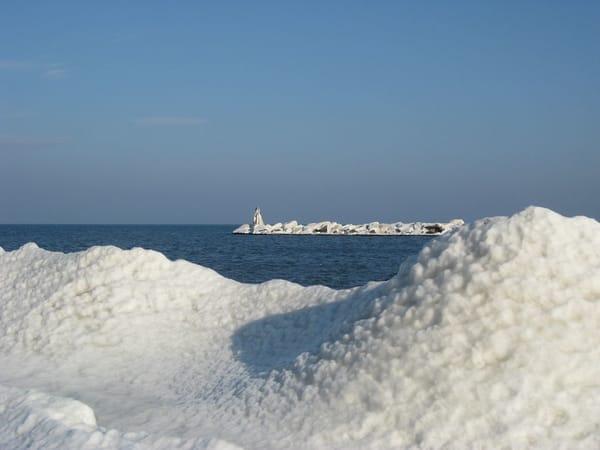 Winter wunderbar !! Warum warten? Gleich buchen! Der Strand am Streckelsberg