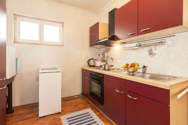 Ferienhaus Villa See-Eck - Küche
