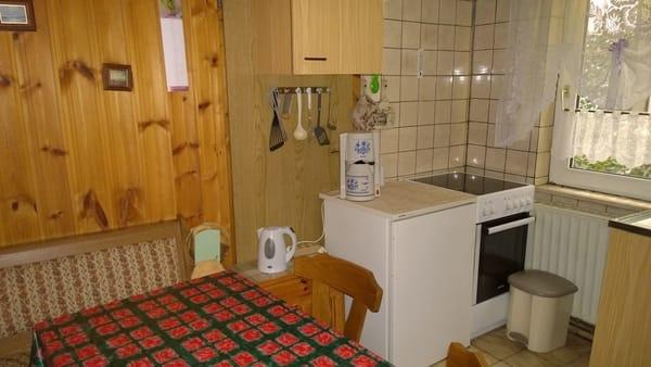 Küche Ansicht