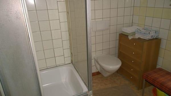 WC, Waschraum
