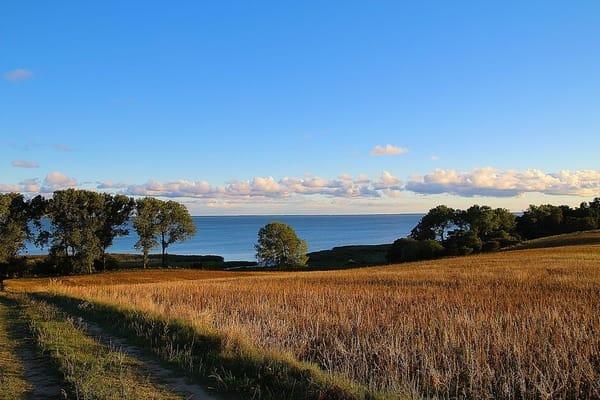 Das Hinterland Usedoms