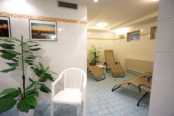 Sauna im Haus 3