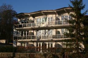 1. Etage Balkon Mitte