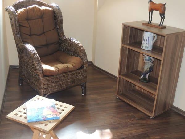 Lese-& Entspannungsbereich