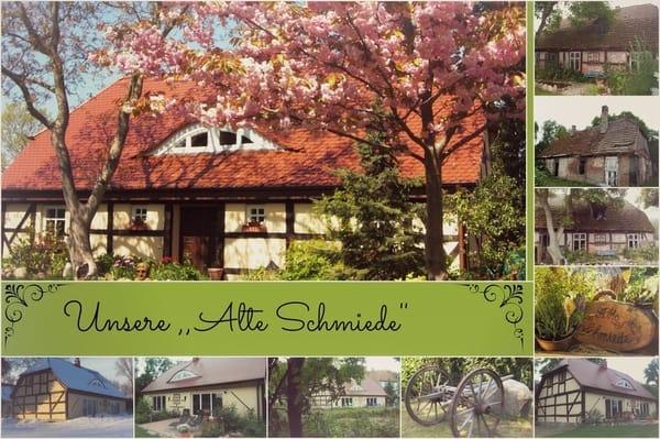 Visitenkarte Alte Schmiede