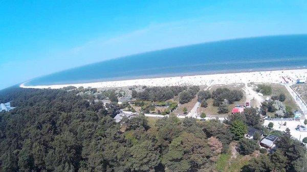 der Strand von Trassenheide