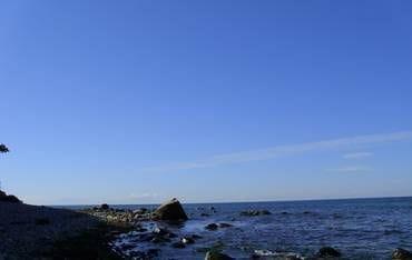 Nordstrand zwischen Glowe und Lohme