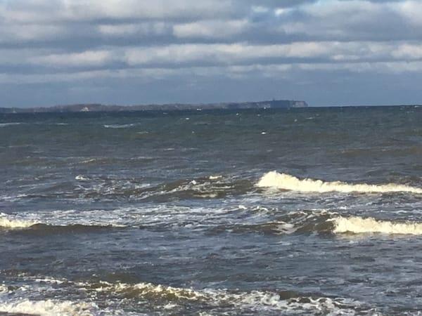 Glowe - mit Blick auf das Kap Arkona