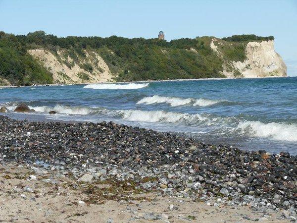 Blick zum Kap Arkona - Bucht von Juliusruh