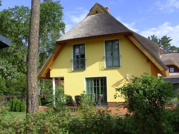 Unser Haus in der Dünenresidenz Glowe