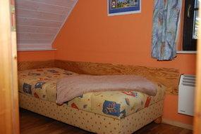 Schlafzimmer für 1 Pers.