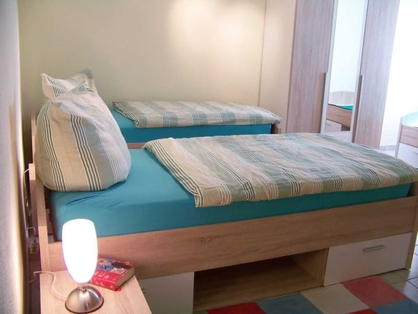Schlafzimmer als Kinderzimmer