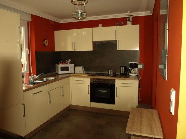 ...die Küche