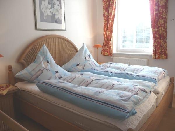 Eltern-Doppelbett