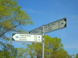 Mehr als 250 km Rad- u. zahlreiche Wanderwege laden zur aktiven Entdeckung der wunderbaren Natur Rügens ein.