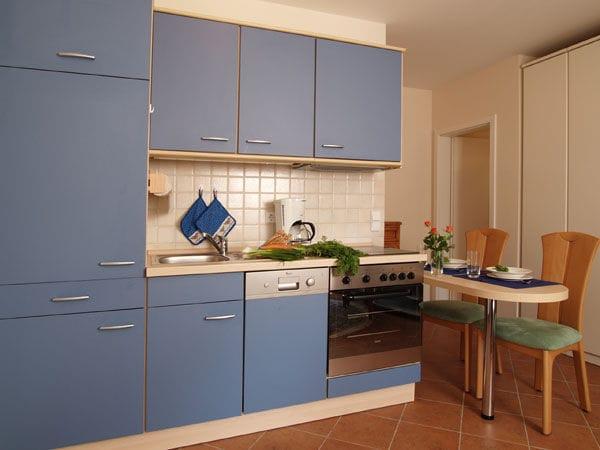 offene Küchenzeile