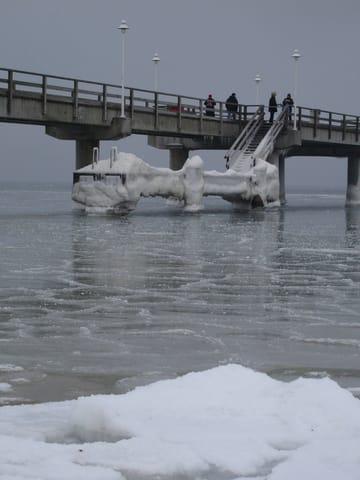 Auch der Winter ist an der Ostsee schön!