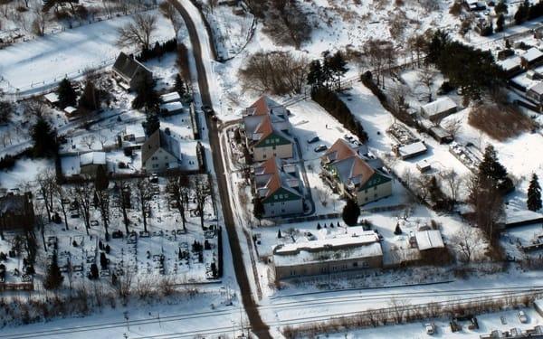Luftbild / Winter