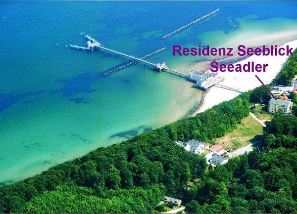 Luftaufnahme Residenz Seeblick