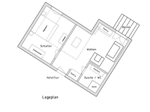Lageskizze / -plan