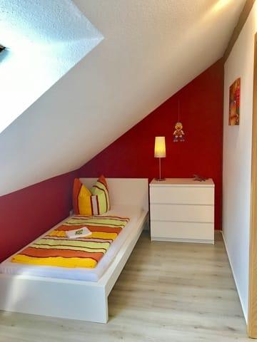 Schlafzimmer - 1 Bett von 3