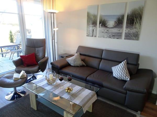 Wir freuen uns, Sie hier als unsere Gäste begrüßen zu dürfen und hoffen, dass Ihnen unsere Wohnung gefällt.