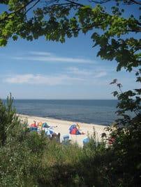 Entspannung am Ostseestrand von Zempin