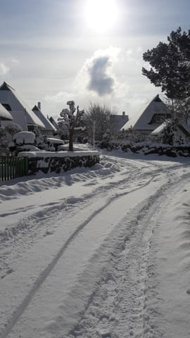 Karlshagen im Winter
