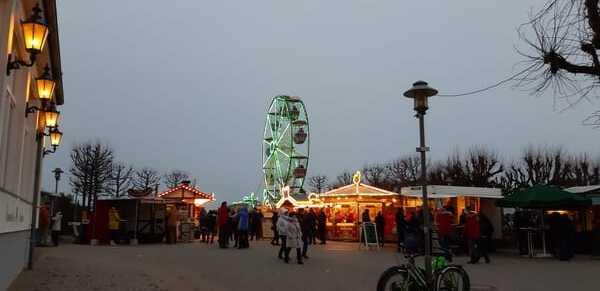 Markt in Zinnowitz