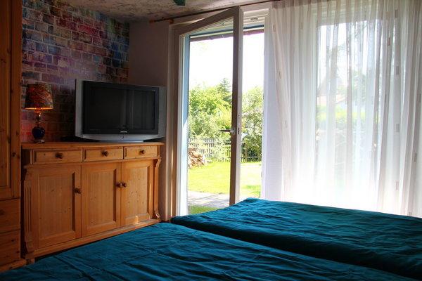 erstes Schlafzimmer für 2 Personen(16qm)