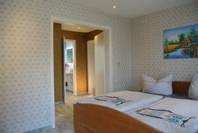 zweites Schlafzimmer für 2 Personen(11qm)