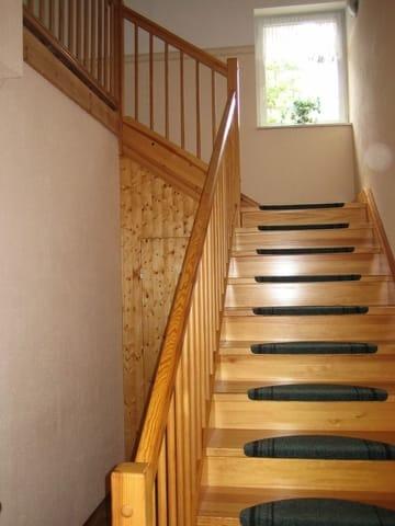 Eingangsbreich ( Treppe zum 1.OG )