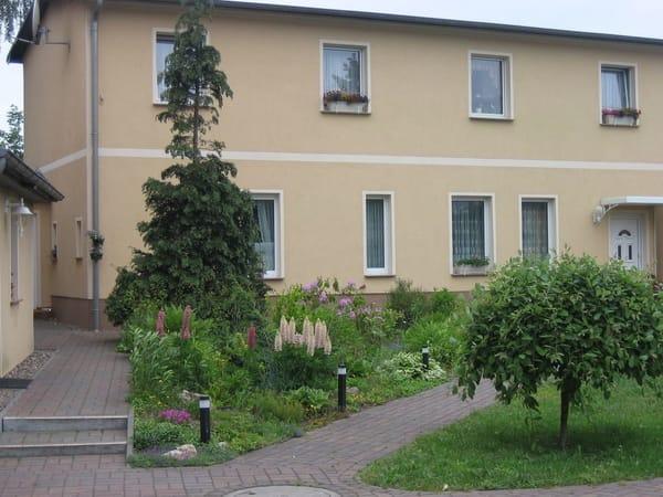 Aussenansicht ( Seitenhaus )