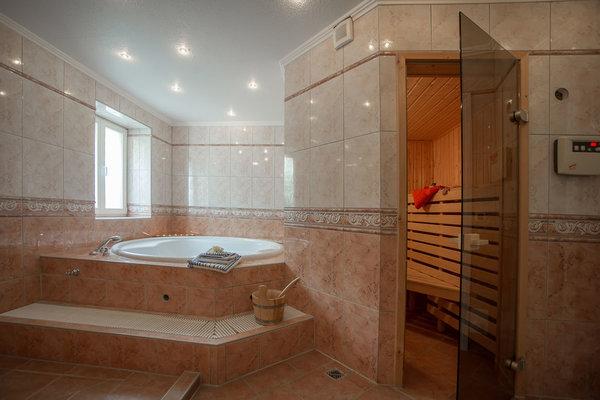 Sauna des Hauses