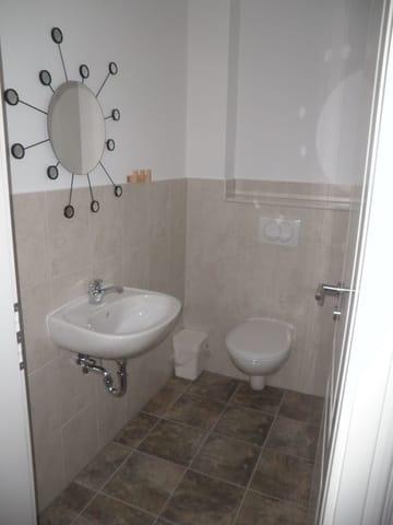 Fewo Jens 2. Toilette