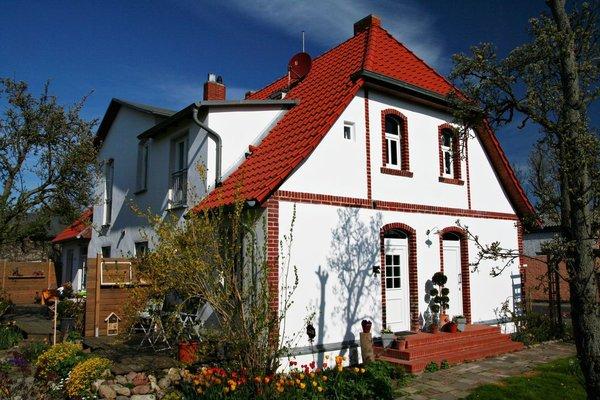 Landhaus-Idylle im Westen von Rügen