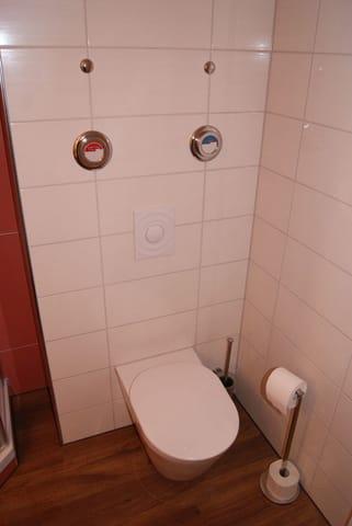 Das WC-Modul