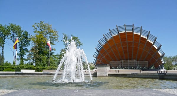 Konzertmuschel Seebad Heringsdorf