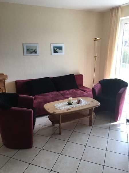 Wohnzimmer /Sitzecke bzw. Schlafcouch