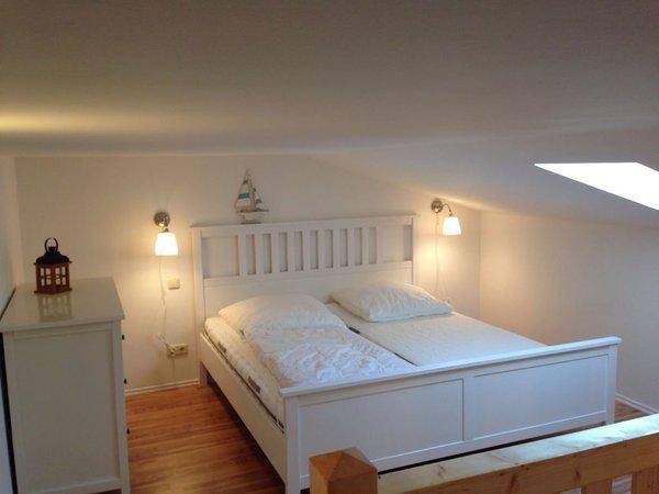 Galerie mit Doppelbett