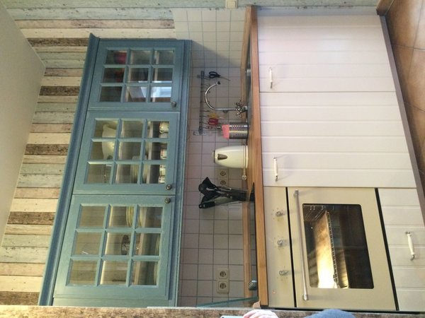 Küche Kochbereich