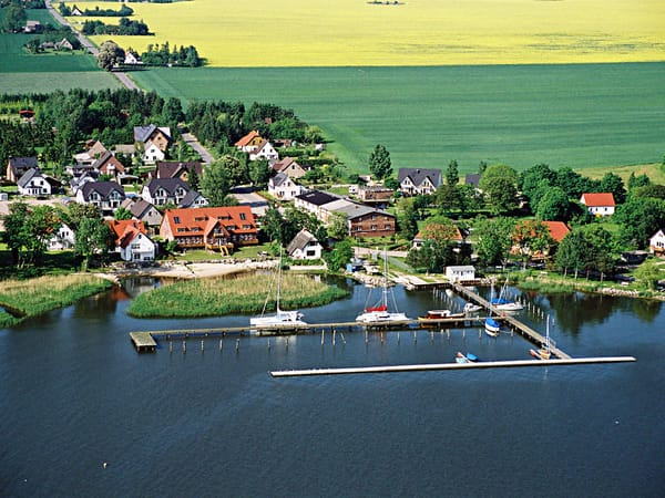 Sportboothafen Ziemitz