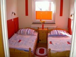Zweites Schlafzimmer/Kinderzimmer
