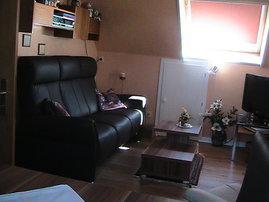 Wohnzimmer und